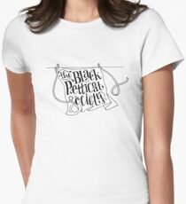 Black Petticoat Society (White) T-Shirt