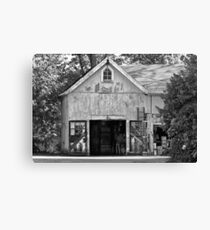 Country - Barn Country maintenance Canvas Print