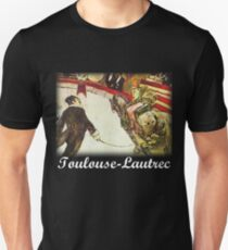 Toulouse Lautrec - The Circus T-Shirt