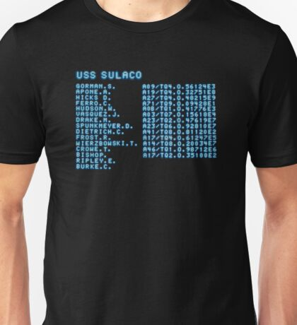 Roll Call Unisex T-Shirt