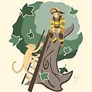 Stuck in a Tree by kylewalters