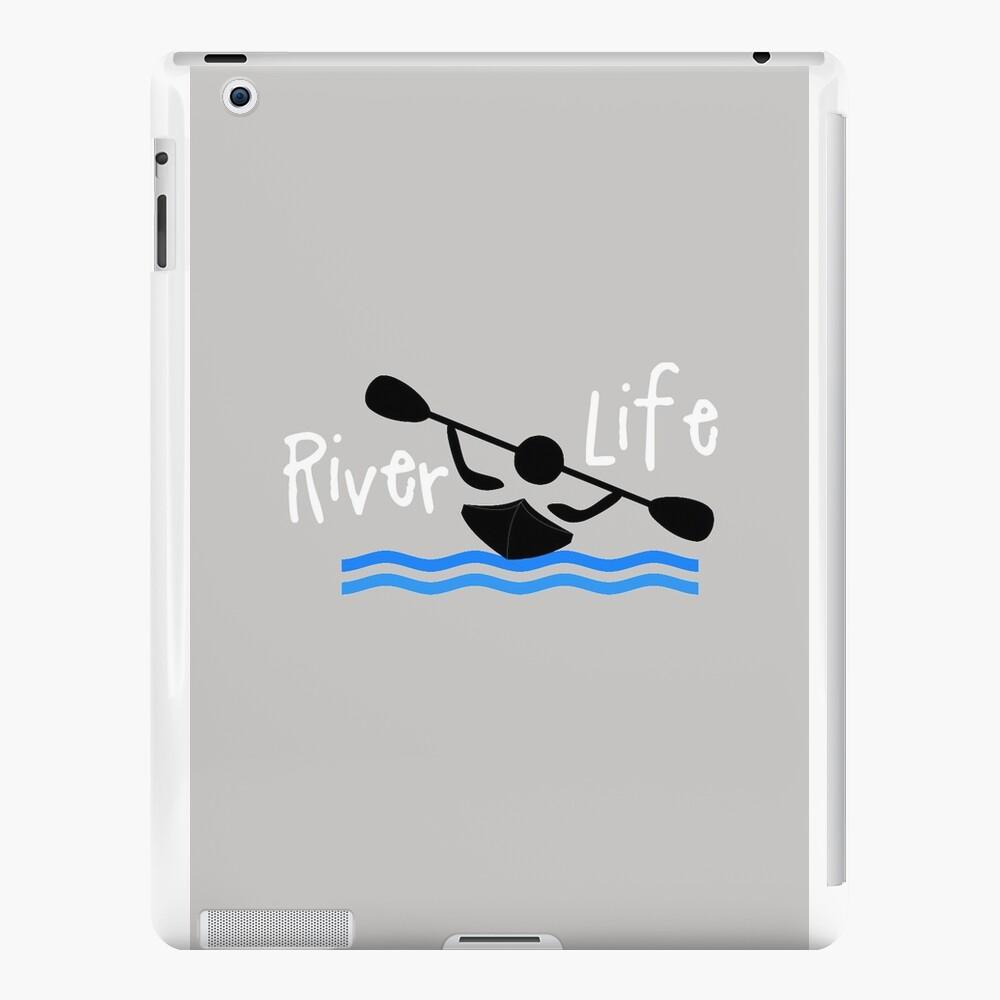 Flussleben iPad-Hüllen & Klebefolien