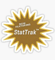 StatTrak Sticker