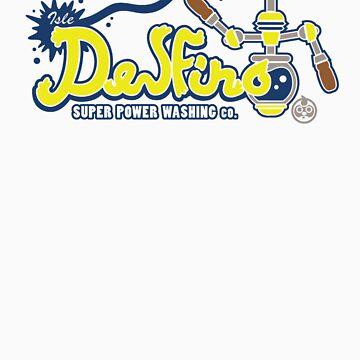 Delfino Power Washing by gamblerZ