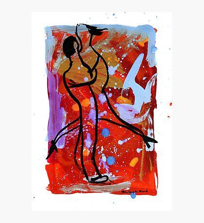 Tango 11 Photographic Print