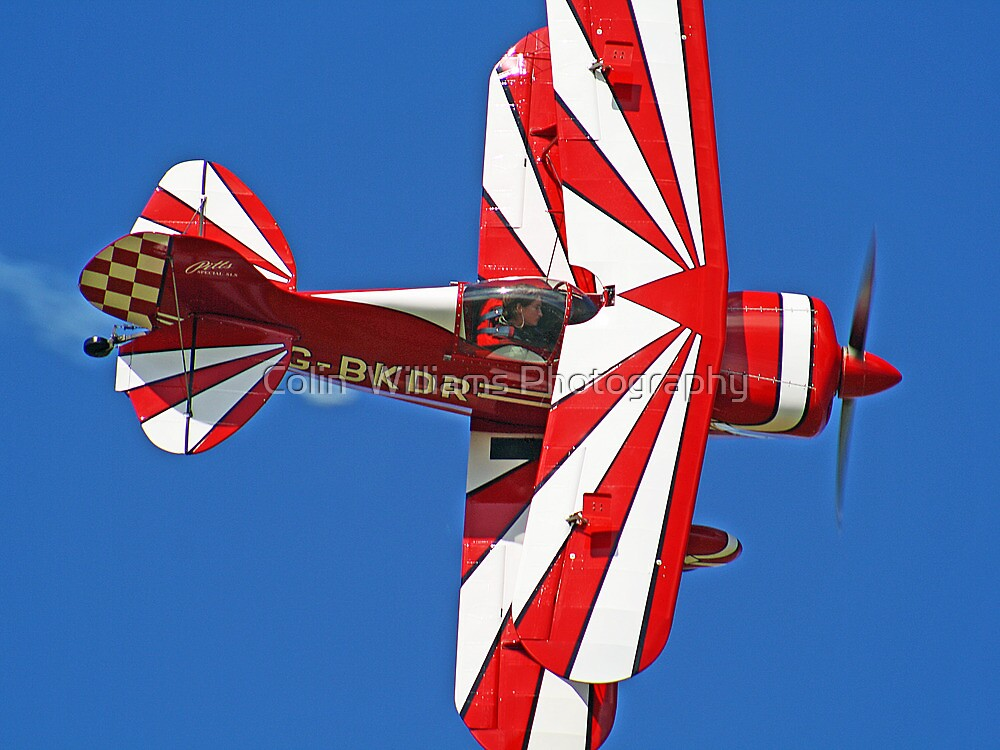 The Pitts Special - Shoreham 2013 by Colin  Williams Photography