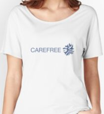 Carefree - TheChels Women's Relaxed Fit T-Shirt