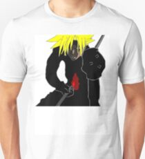 Cloud - Final Fantasy VII The Sacrifice Of Cloud (2) T-Shirt