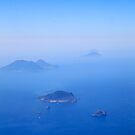 islands of calabria, italy by Vin  Zzep
