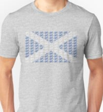Bike Flag Scotland (Small) T-Shirt