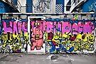 Street Art IV by PhotosByHealy