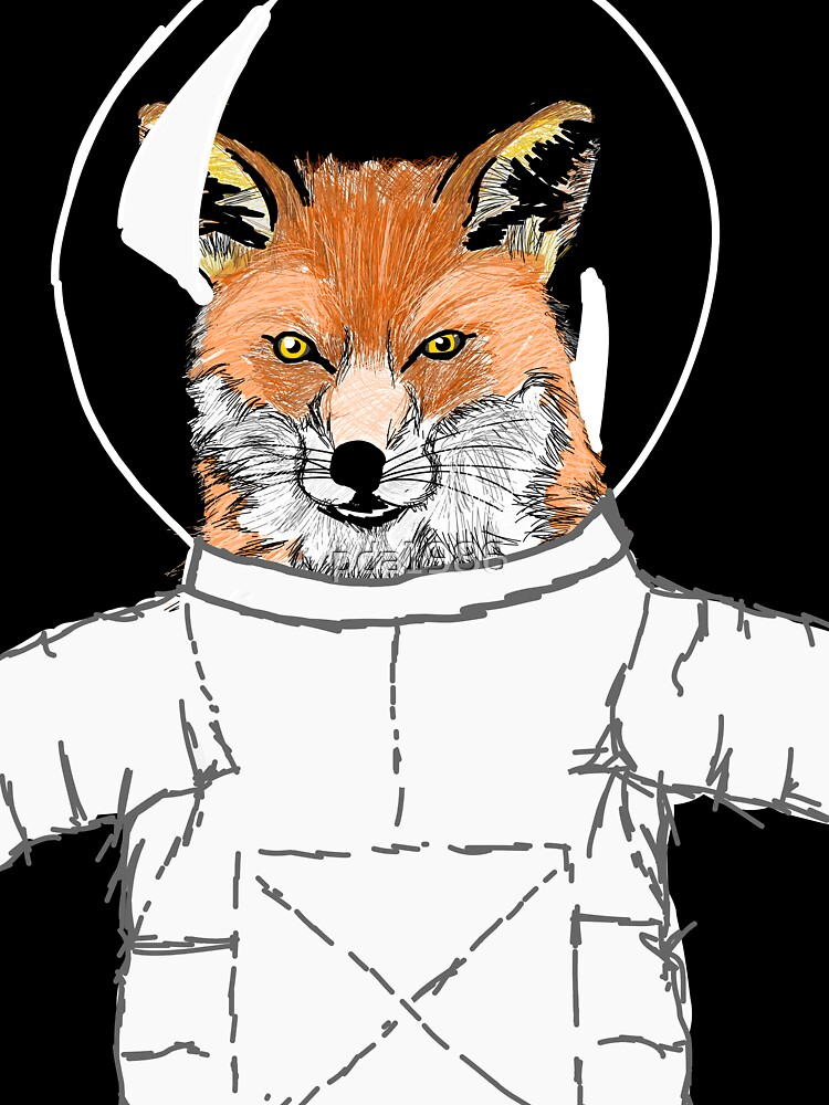 spacefox by pda1986