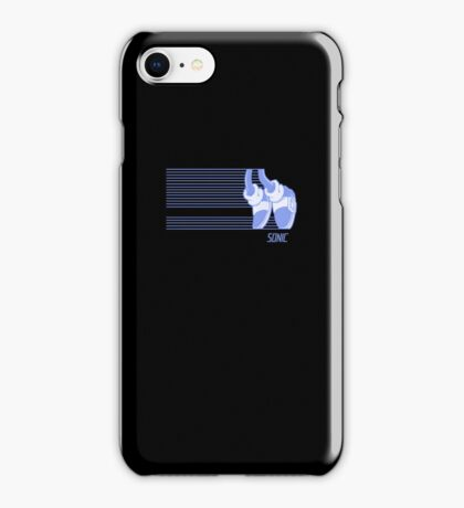 Sonic Moonwalker iPhone Case/Skin
