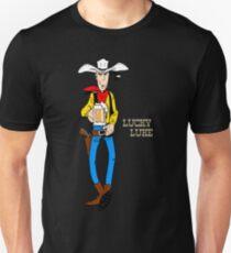 Lucky Luke III Unisex T-Shirt