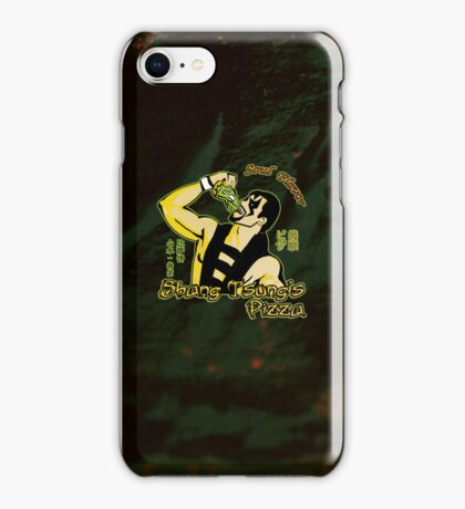 Shang Tsung's Pizza iPhone Case/Skin