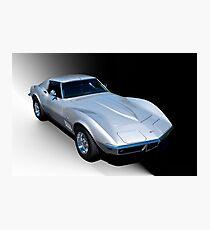 1970 Corvette Stingray Photographic Print