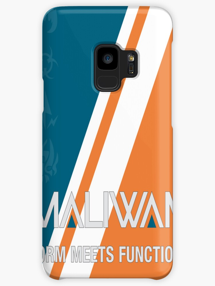 Maliwan Phone Case by The Flaming  Potato