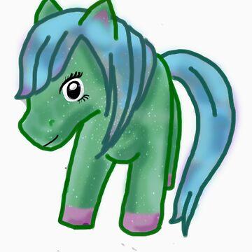 80's Pony by Chukii
