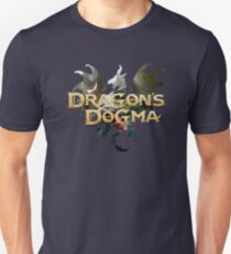 DRAGONS DOGMA Unisex T-Shirt