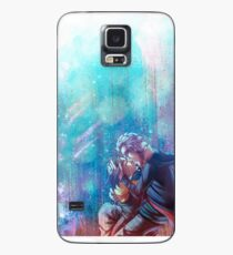 What Life Looks Like From Up Above and Down Below Case/Skin for Samsung Galaxy