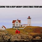 Happy Holidays From Maine by Uni356