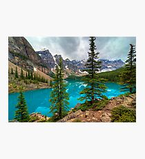 Moraine Lake Photographic Print
