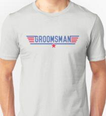 Top Groomsman Slim Fit T-Shirt