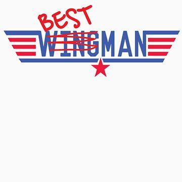 Best Wingman / Man by bridal