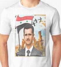 Still Standing - Syria Al Assad Unisex T-Shirt