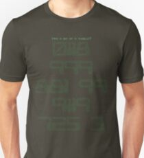 Had a bit of a tumble? - The IT Crowd Emergency Services Unisex T-Shirt