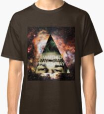 I Watched My Brain Turn Ashtray Classic T-Shirt