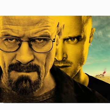Breaking Bad - Walter & Jesse - With RV by DeanAgnew