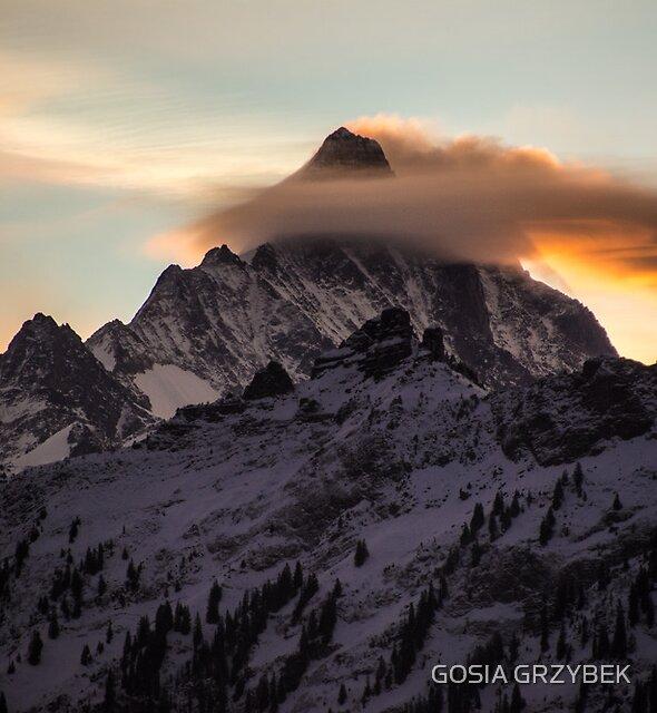 Berner Oberland-Swiss by GOSIA GRZYBEK