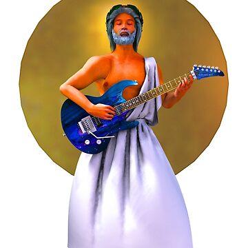 Guitar God by TelestaiPix