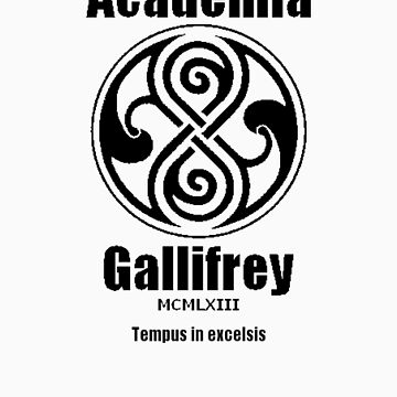 Academia Gallifrey by DrQui