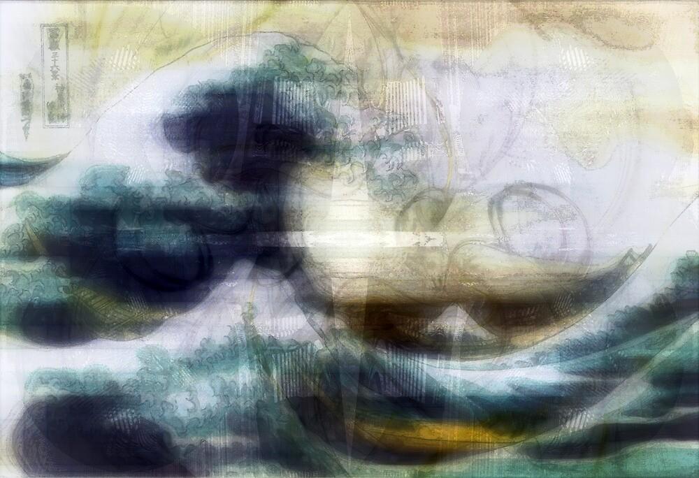 I Still Remember You, Tomodachi Hokusai - 2nd Step by Benedikt Amrhein