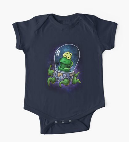 Friendly Alien Kids Clothes