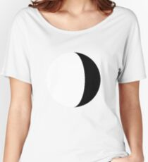 Moony Women's Relaxed Fit T-Shirt