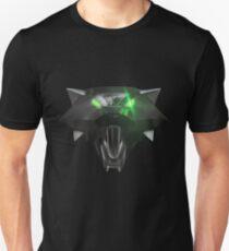 The Witcher Wild Hunt Cat School Ciri Medallion Unisex T-Shirt