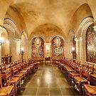 Cathedral Chapel II by Raymond Warren