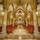 Cathedral Chapel IV by Raymond Warren