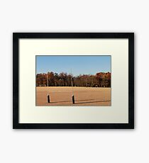 The Sandlot Framed Print