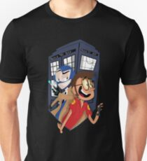 Adventures in SpaceTime T-Shirt