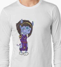 Draenei Chibi Long Sleeve T-Shirt