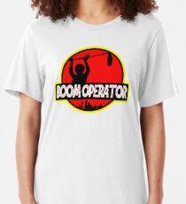 Boom Operator Slim Fit T-Shirt