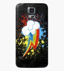 Rainbow Dash Cutie Mark Case/Skin for Samsung Galaxy