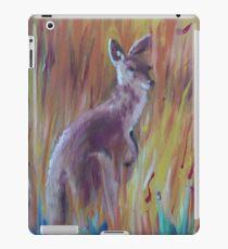 Kangaroos in Long Grass iPad Case/Skin