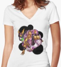 Vanilla Ice Women's Fitted V-Neck T-Shirt