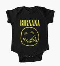 BIRNANA (Yellow) One Piece - Short Sleeve