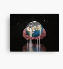 Precious Earth Canvas Print